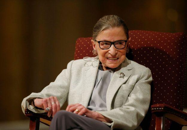 Ruth Bader Ginsburg, la résistante