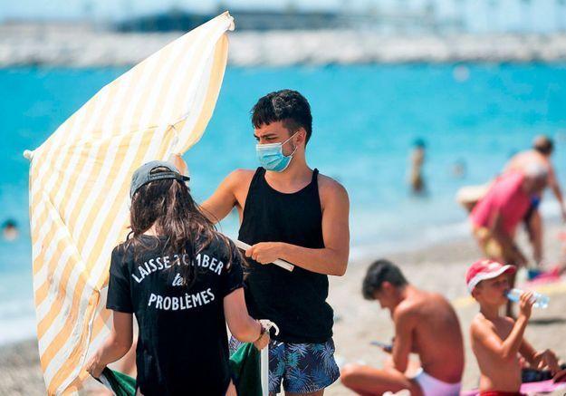 Santé : les bons réflexes pour porter le masque cet été