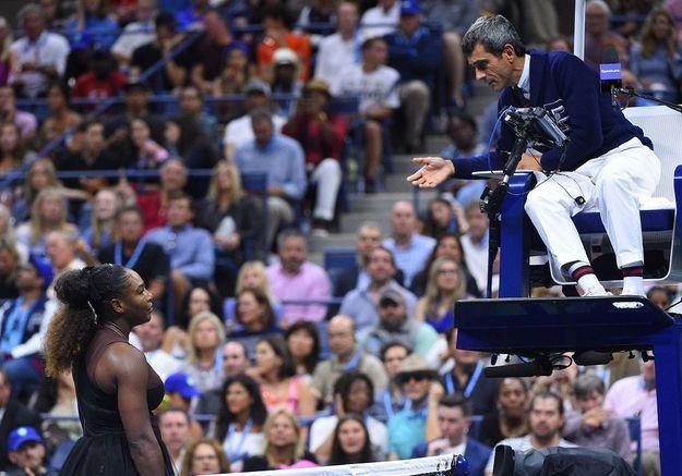 Serena Williams face à un arbitre « sexiste » ? Les tenniswomen la soutiennent