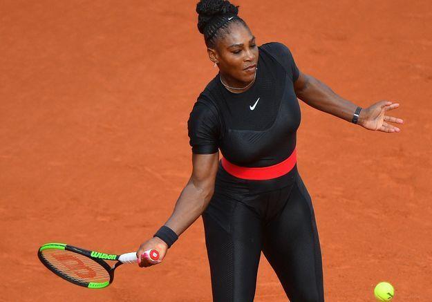 Serena Williams : quand Guy Forget lui conseille de porter une jupe sur sa combinaison