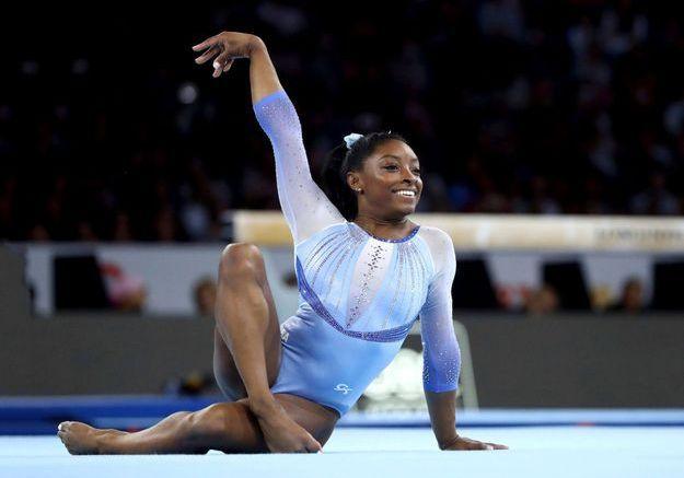 Simone Biles, la virtuose de la gymnastique