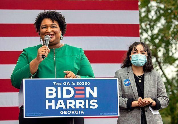 Stacey Abrams : la femme qui a fait basculer l'élection américaine