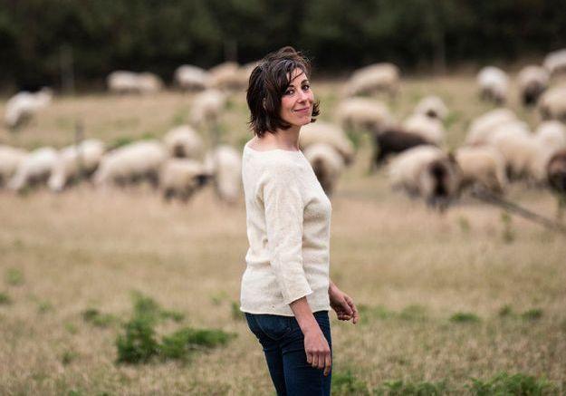 Stéphanie Maubé, de l'audiovisuel à éleveuse