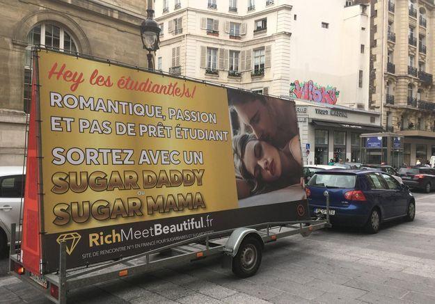 « Sugar daddies » : une incitation à la prostitution étudiante en plein Paris ?