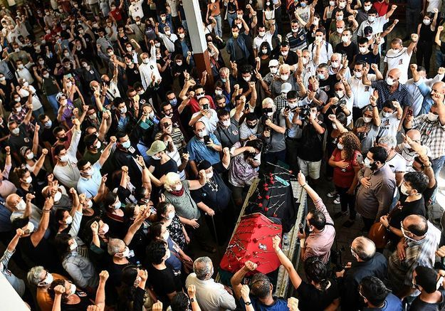 Turquie : une avocate martyre de la liberté