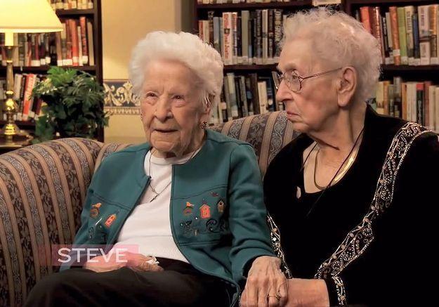 Hilarant : le twerk et le selfie vus... par 2 centenaires