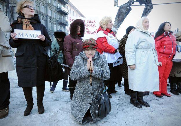 Reportage exclusif : trois Ukrainiennes nous racontent leur révolte