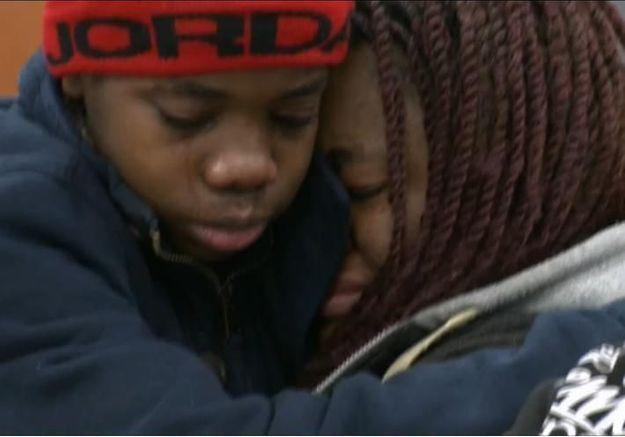 Un ado Américain disparu depuis 4 ans retrouvé chez son père
