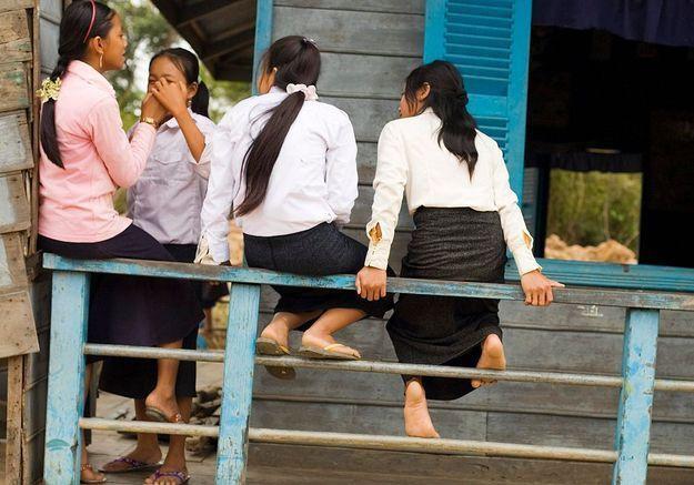 Un directeur d'école arrêté pour avoir prostitué des élèves au Cambodge