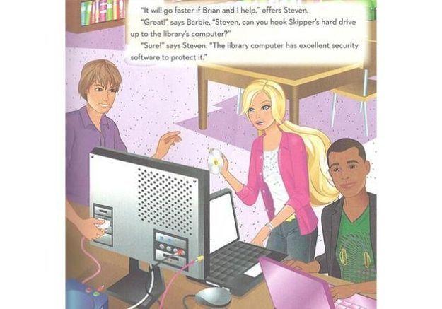 Un livre Barbie jugé sexiste retiré de la vente par Mattel