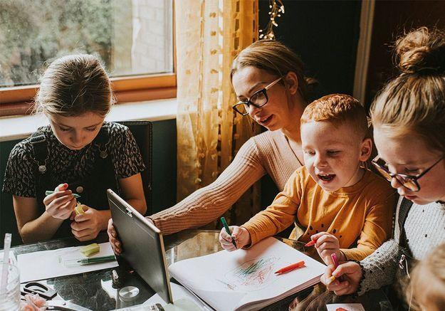 Une famille sur quatre est monoparentale, selon une étude