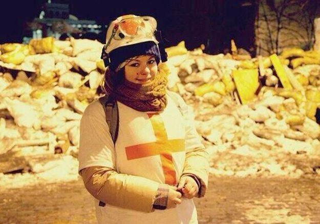 « Je suis vivante ! » tweete l'infirmière ukrainienne