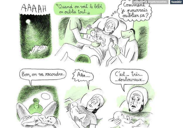 Violences obstétricales : « Je ne voulais pas crier pour ne pas affoler mon nouveau-né »