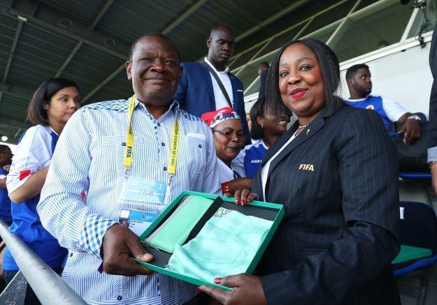 Violences sexuelles : le président de la Fédération haïtienne de football suspendu