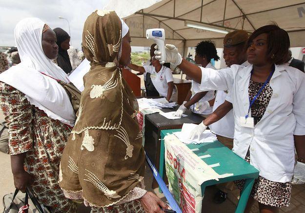 Virus Ebola: «les femmes en première ligne»