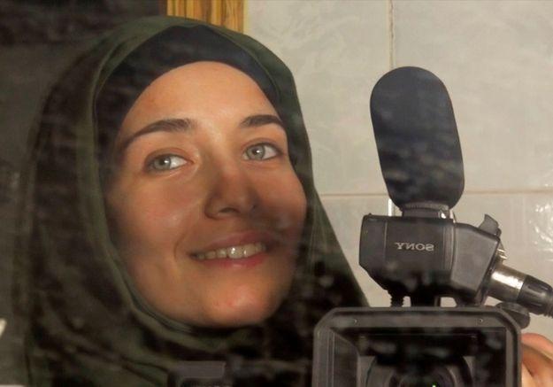 Waad al-Kateab, cinéaste de guerre