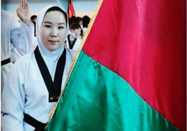 Zakia Khudadadi, l'afghane paralympique qui s'accroche à son rêve