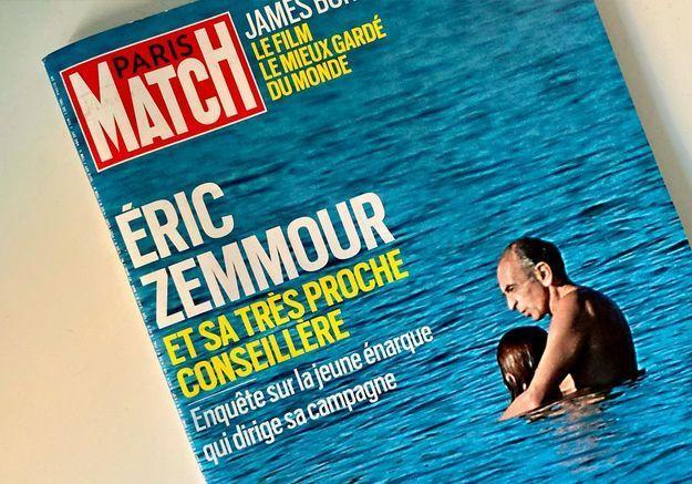 Zemmour papparazzé : « Cette Une témoigne de la banalisation de ses idées d'extrême droite »