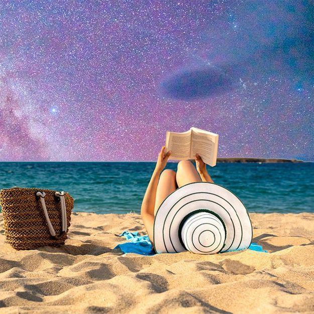 Quel livre emporter avec vous cet été selon votre signe astro ?