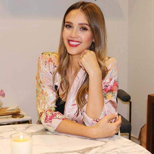 Les 3 astuces de Jessica Alba pour vaincre le stress