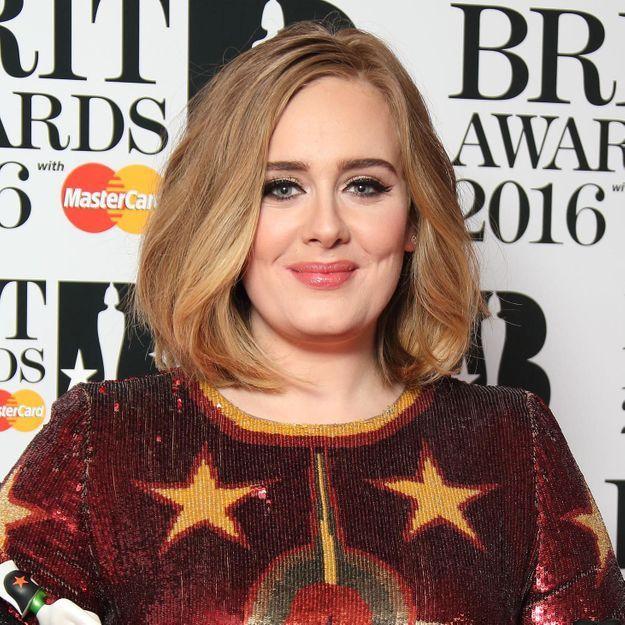 Adele sans maquillage : 4 photos qui prouvent qu'elle est radieuse même sans eye-liner