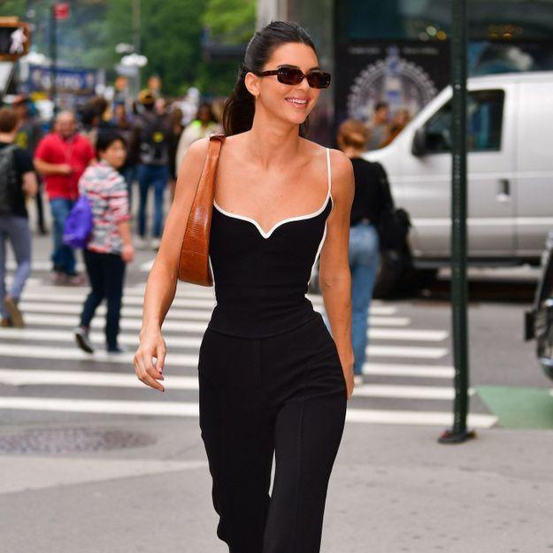 Kendall Jenner remet au goût du jour cette tendance beauté des années 90