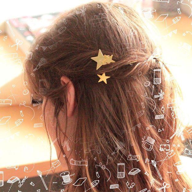 DIY beauté : comment faire son propre accessoire pour cheveux