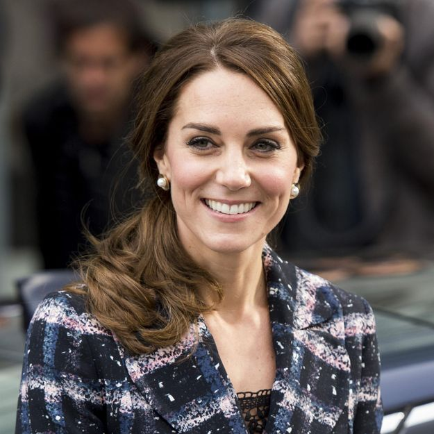 On veut toutes la queue-de-cheval 90's de Kate Middleton
