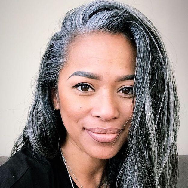 Grey Blending : la coloration parfaite pour sublimer ses cheveux blancs