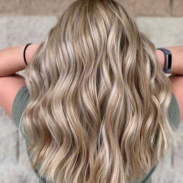 Tweed Hair Cette Nouvelle Technique De Coloration Fait Fureur