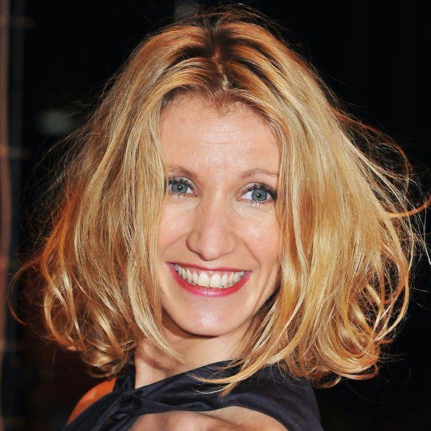 Alexandra Lamy dévoile sa nouvelle coupe de cheveux pour les vacances