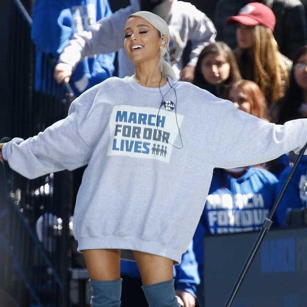 Ariana Grande change de coiffure et ses fans s'affolent