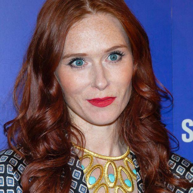 Audrey Fleurot : on connait le secret de sa coloration rousse flamboyante