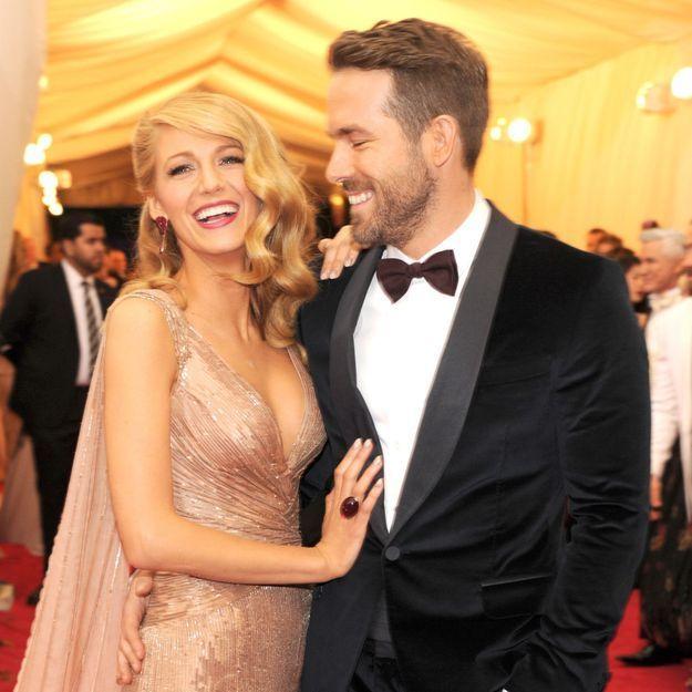 Blake Lively : son mari Ryan Reynolds s'occupe de sa coloration maison et la vidéo fait le buzz