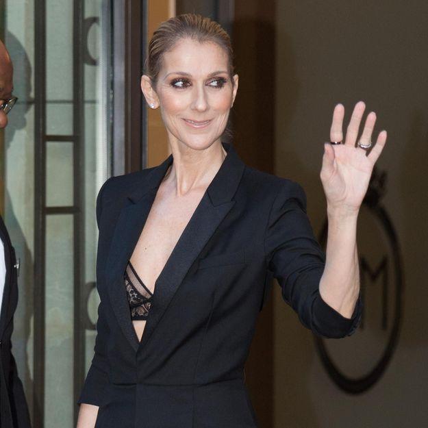 Céline Dion: sa nouvelle coupe de cheveux très commentée