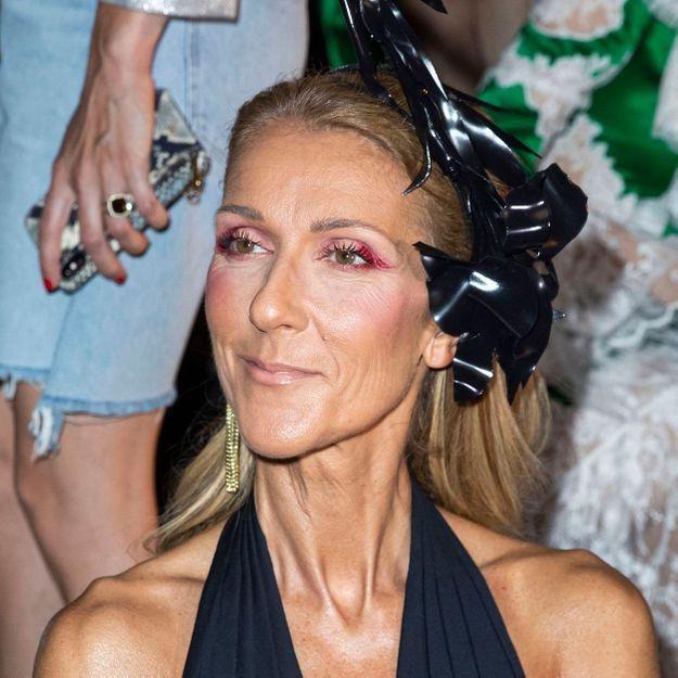 Céline Dion passe aux cheveux courts noirs, elle est méconnaissable