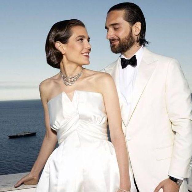 Charlotte Casiraghi : sa coiffure de mariée cache une signification