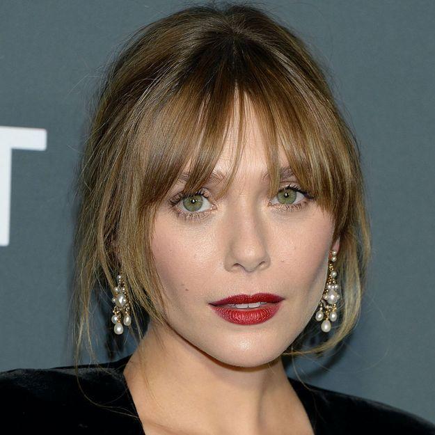 Elizabeth Olsen : la sœur des jumelles change radicalement de couleur de cheveux