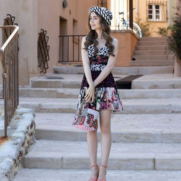 Emily In Paris : la coiffure rétro que Lily Collins va remettre au goût du jour