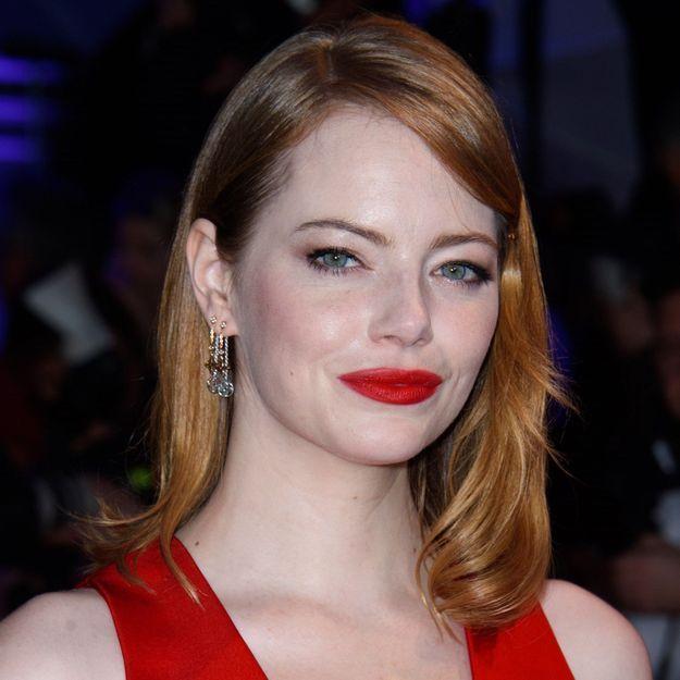 Emma Stone abandonne définitivement sa coloration rousse