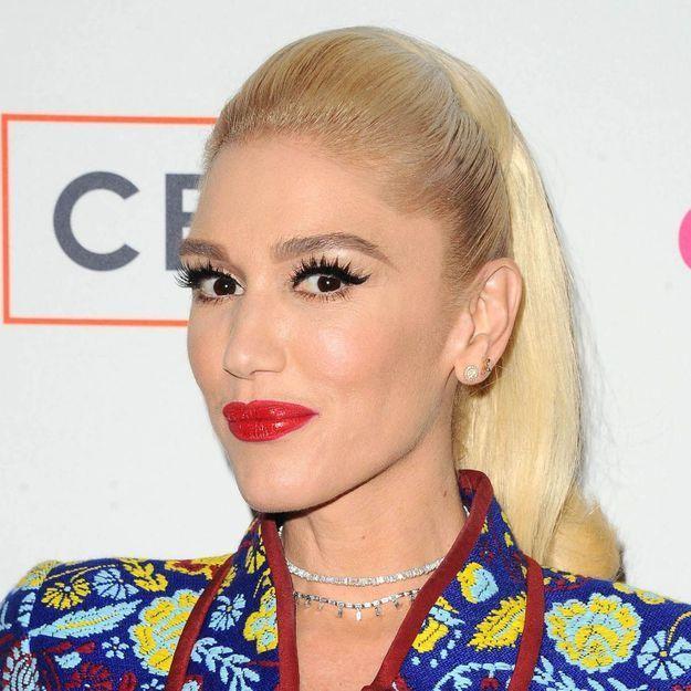 Gwen Stefani opte pour le carré vintage dont tout le monde parle
