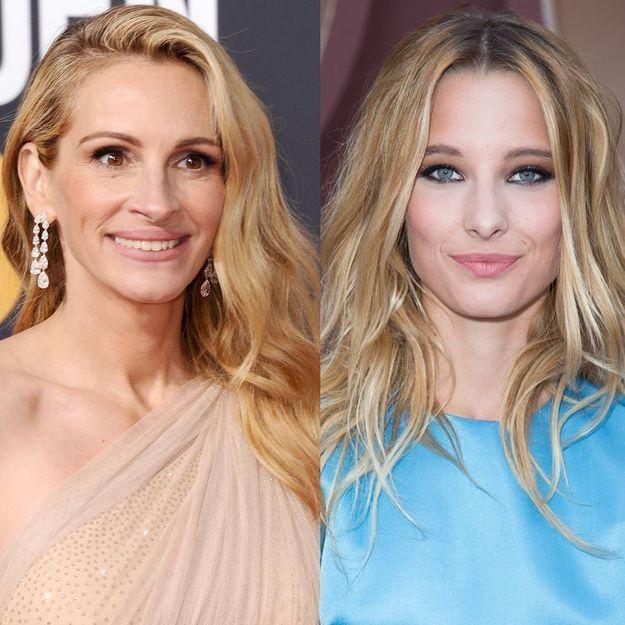 Ilona Smet, Julia Roberts : on connaît enfin le secret de leur blond californien