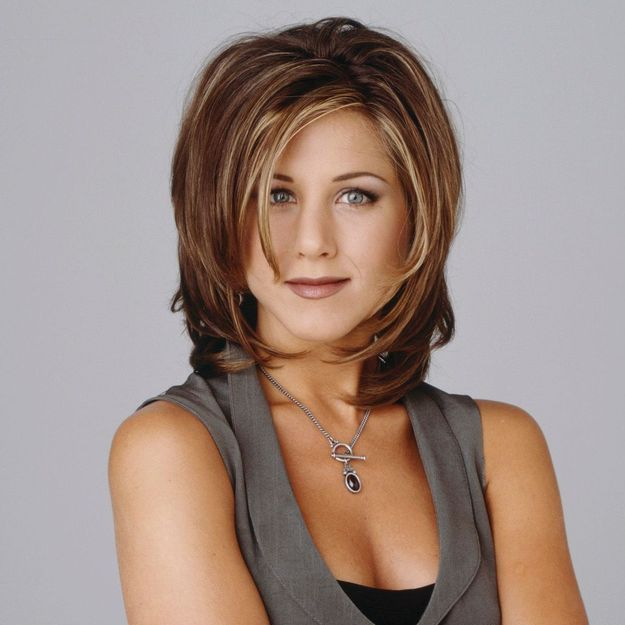 Jennifer Aniston : voici le secret de sa coupe de cheveux «The Rachel » dans Friends