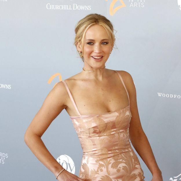 Jennifer Lawrence, elle coupe tout