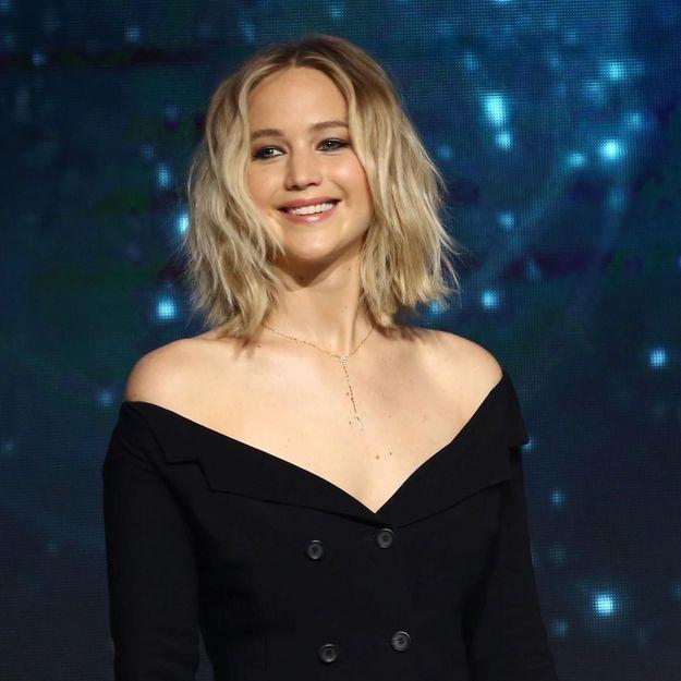 Jennifer Lawrence ne ressemble plus à ça