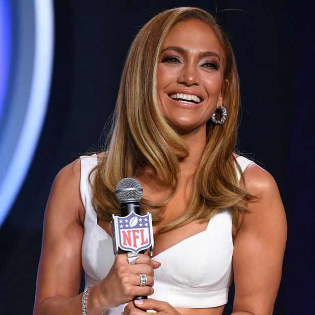 Jennifer Lopez : sa nouvelle coupe de cheveux pour le Super Bowl 2020