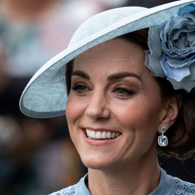 Kate Middleton affiche une nouvelle coloration glossy pour l'automne