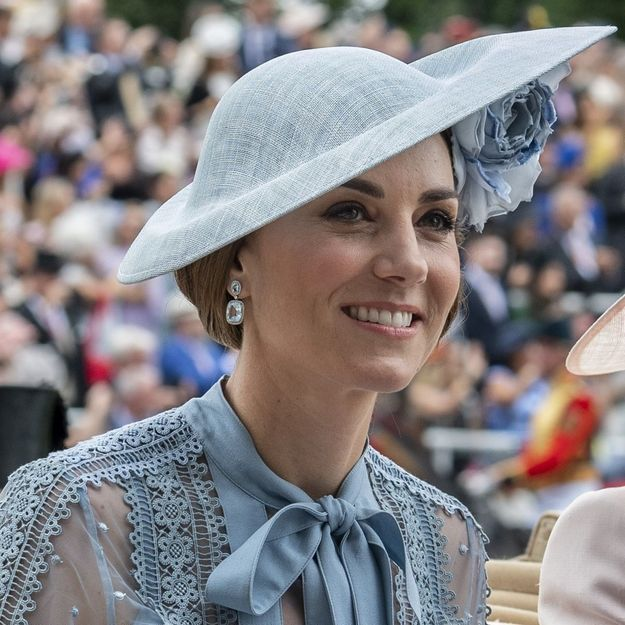 Kate Middleton change de coloration de cheveux pour l'été