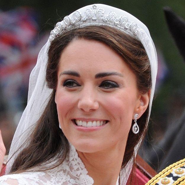 Kate Middleton : sa coiffure de mariée a divisé la famille royale