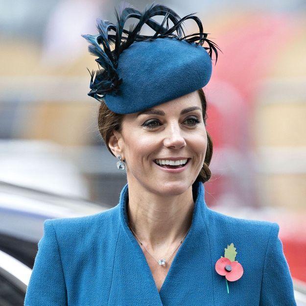 Kate Middleton : voici comment elle booste sa chevelure